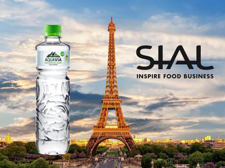 Bezoek ons op SIAL Trade Show in Parijs